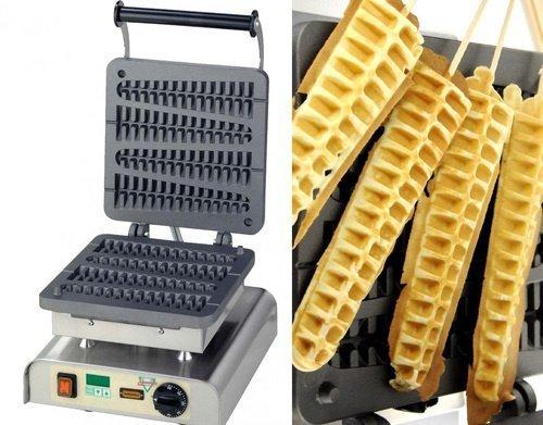 Stick waffle machine.